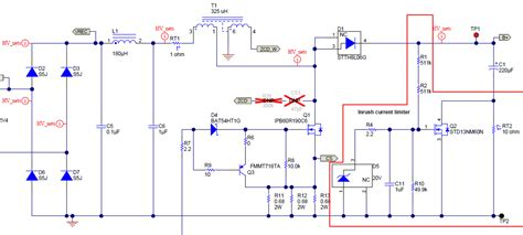 how the pcb for allowance is calculated power tips how to limit inrush current in an acdc supply