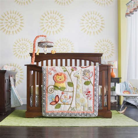 cocalo sydney crib bedding and decor baby bedding and