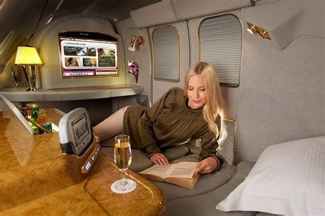 emirates first class a380 video how i paid 300 for a 60 000 round the world