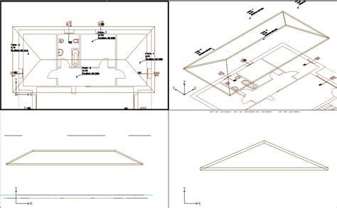 calcolo volume tetto a padiglione l10 impianti edificio inserimento delle falde tetto