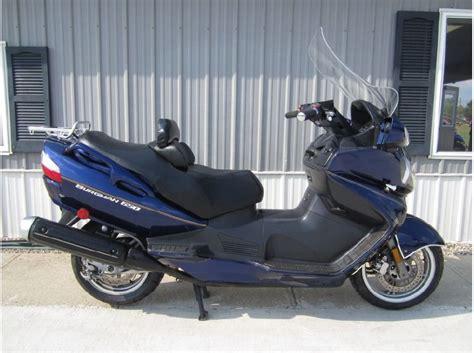 2005 Suzuki Burgman 650 by 2005 Suzuki Burgman 650 For Sale On 2040 Motos