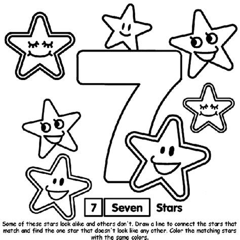 crayola giant coloring pages color by number number 7 coloring page crayola com