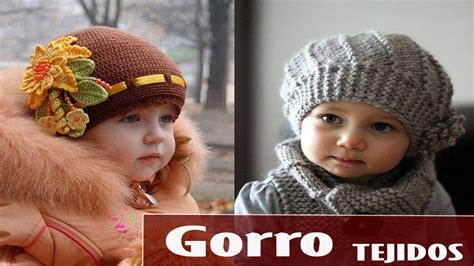 tejidos mujer gorros otoo invierno 2016 youtube gorros tejidos para bebe ni 241 o a moda youtube