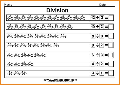 key stage 1 maths division worksheets them and