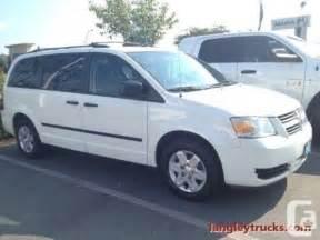 2010 dodge grand caravan se 7 passenger minivan bc 1