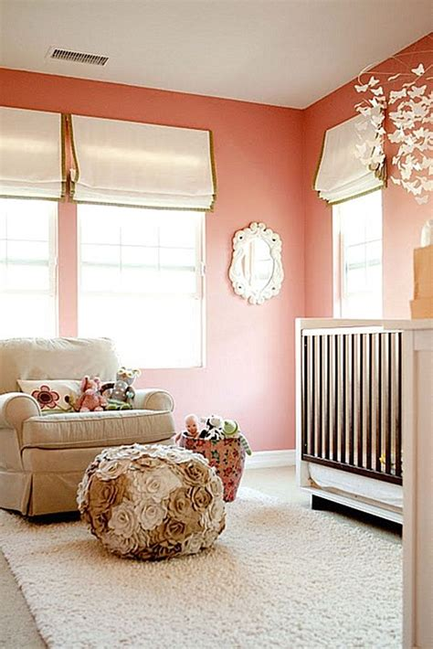 peach bedroom decor modern baby room ideas for girls for mom to be peach wall