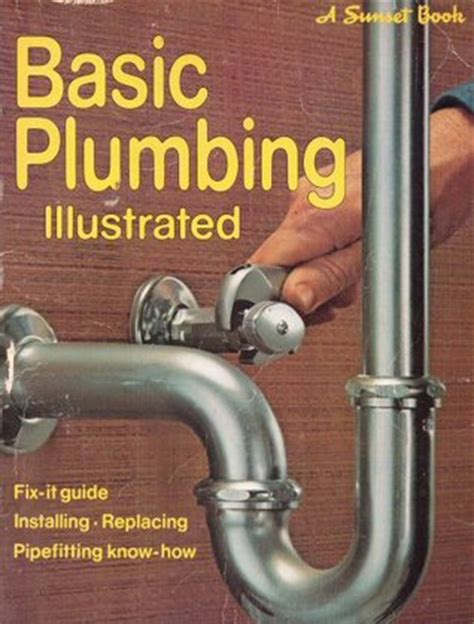 start by marking basic plumbing illustrated as want to