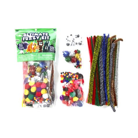 walmart arts and crafts for craft new ultimate fuzzy kit set walmart