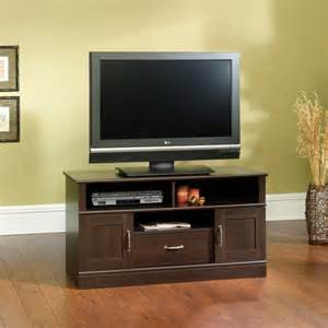 mainstays cinnamon cherry tv stand for tvs up to 42