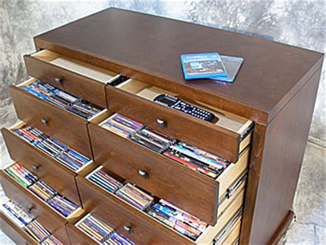 Dvd Drawer by Media Storage Cabinets With Drawers Organize Your