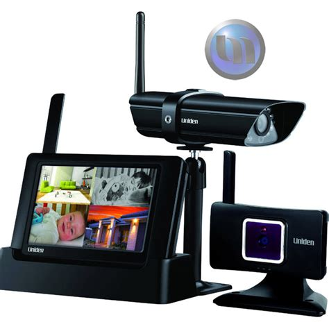 uniden guardian 174 digital wireless surveillance system 7