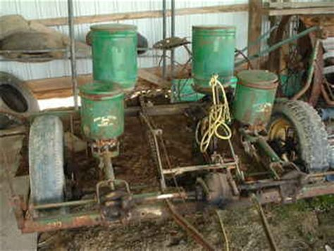 Deere 290 Corn Planter Parts by Used Farm Tractors For Sale 290 Corn Planter 2010 04 20