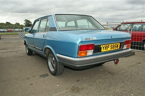 Fiat 132 Gls Fiat 132 2000 Gls Photo Fiat Gallery 848 Views