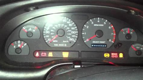 1998 ford f150 check engine light ford mustang theft light car doesn t start problem