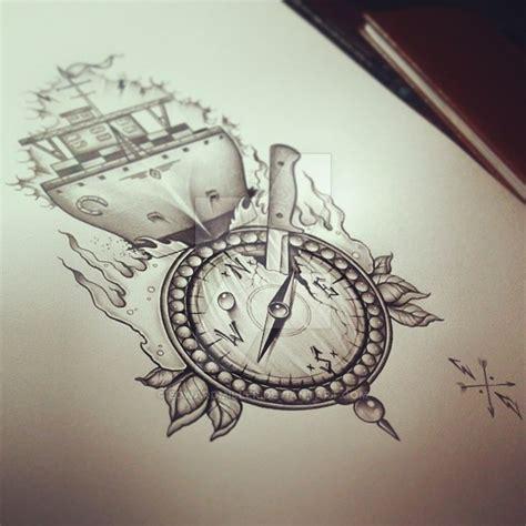compass ship by edwardmiller on deviantart