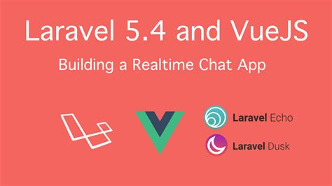 laravel chat tutorial building a realtime chat app with laravel 5 4 and vuejs