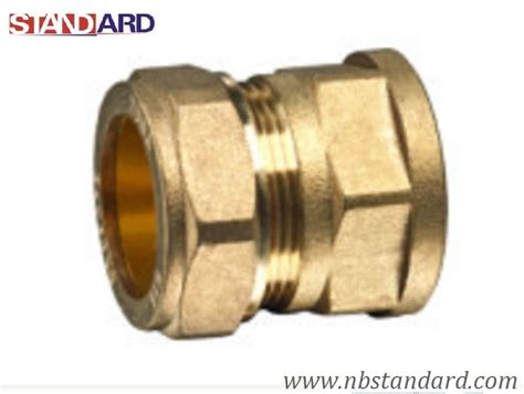 What Is A Compression Fitting For A Copper Pipe by China Brass Compression Fitting For Copper Pipe Photos