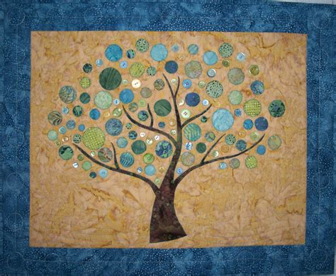 Wall Hanging Patterns Quilting branching out wall hanging quilt pattern