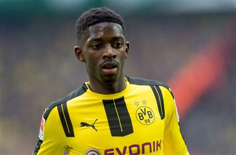 barcelona dembele dembele to make his first appearance for barcelona