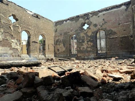 Forum Credit Union On German Church As Smoulders Churches Burn Inter Press Service