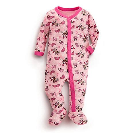 Minnie Mouse Sleeper by Minnie Mouse Stretchie Sleeper For Baby Clothes Baby