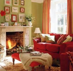 Rust Colored Drapes 29 Cozy And Inviting Fall Living Room D 233 Cor Ideas Digsdigs