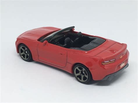matchbox chevy camaro chevy camaro ss convertible 2016 car die cast and