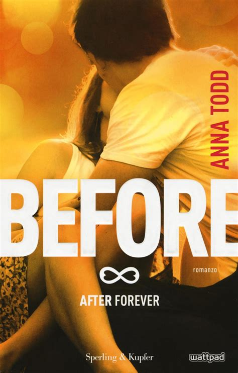 libro after alice libro before after forever di anna todd