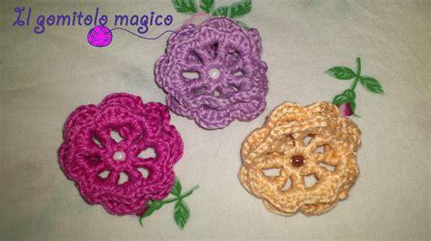 anelli con fiori anello con fiore irlandese il gomitolo magico