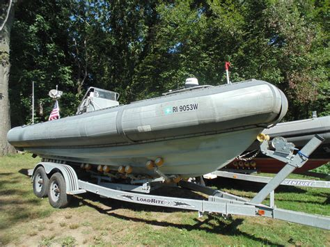 center console rib boats willard marine center console rib inflatable 1995 for sale
