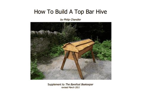 How To Build A Top Bar Bee Hive by Pin By David Carlson On Beekeeping Hive Designs Plans