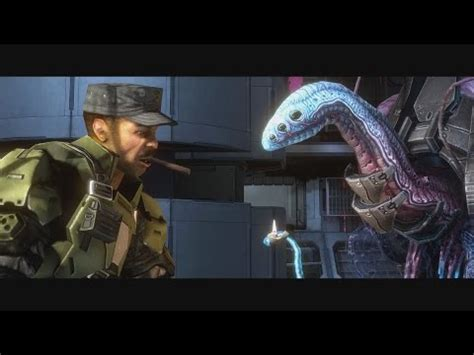 vidmaster challenge endure 3 lost in mombasa let s play halo 3 odst