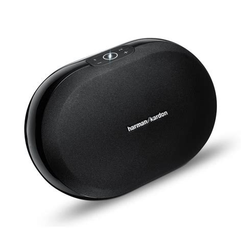Speaker Harman harman kardon omni 20 wireless hd stereo speaker hkomni20blkam