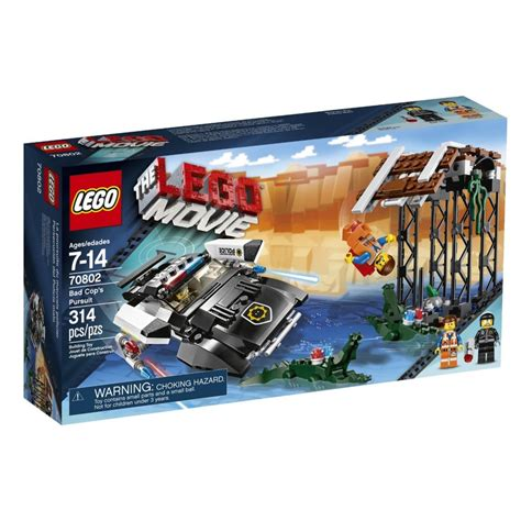 can cops sit with their lights at lego bad cop s pursuit lego set 23 99 lowest price