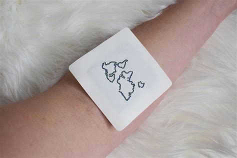 Tattoo Ink Box | ink box temporary tattoo review valery brennan