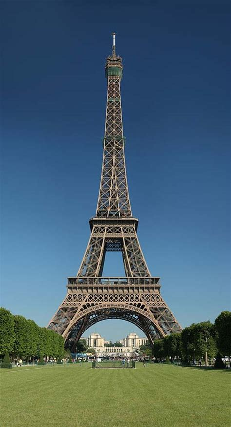 who designed the eiffel tower eiffel tower history