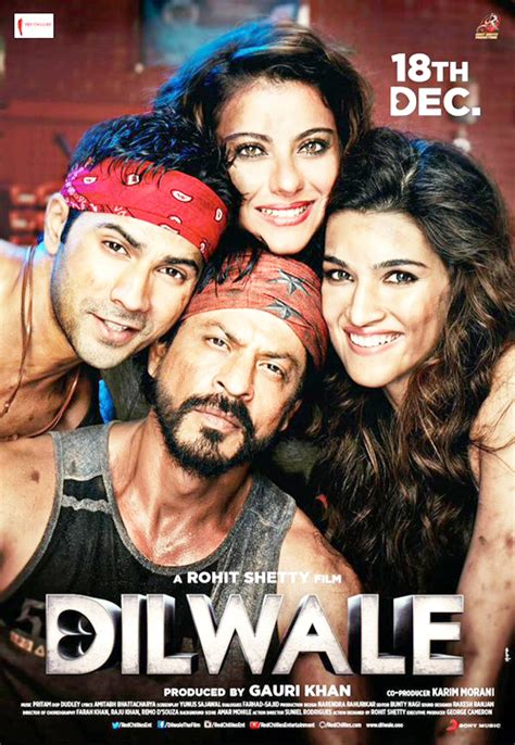 film dilwale soulless dilwale