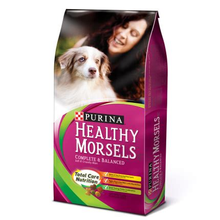 purina puppy chow healthy morsels healthy morsels food purina 174 chow 174