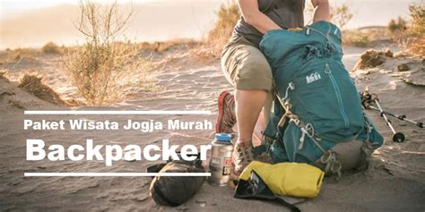 paket wisata jogja murah backpacker niagatour