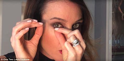 Magnetic Eyelashes False Lashes One Two Lash one two lashes replacing glue false eyelases for magnets