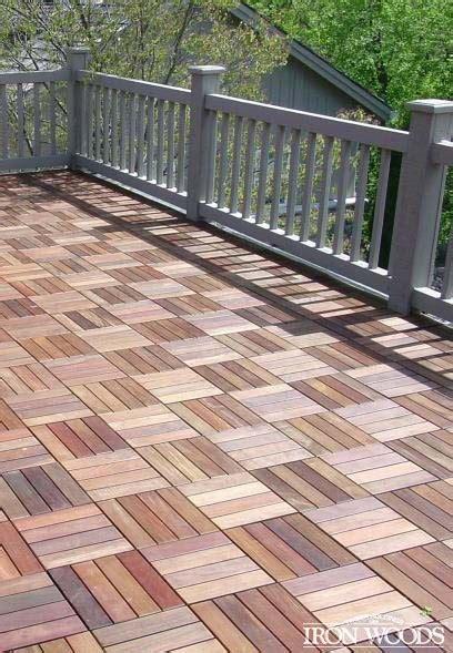 ipe roof deck tiles iron woods roof deck tile roof decking deck tile