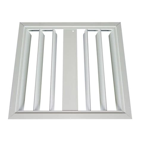 attic fan shutter cover lowes master flow replacement shutter for 24 in direct drive