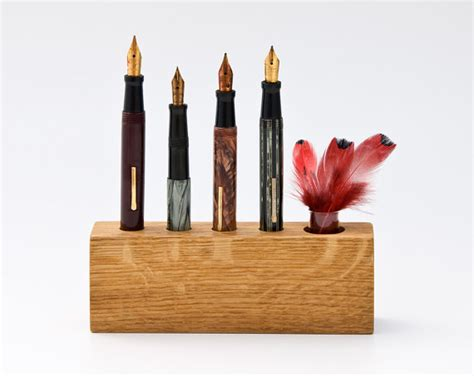 pencil holder for desk small pen holder wood pencil holder desk organizer modern