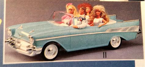 barbie 57 chevy sears 1985 wishbook catalog poptechmotive