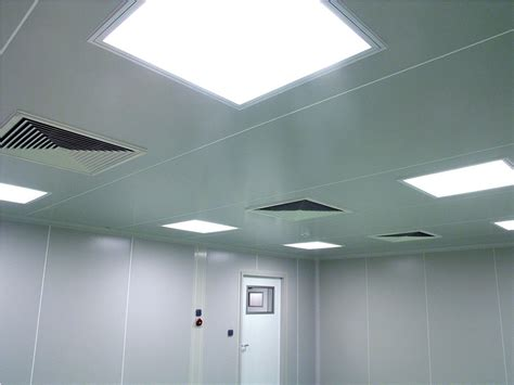 False Ceiling Products Innoclima Cleanroom Systems