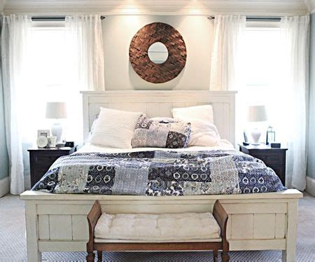 Placement Of Bedroom Furniture by Best 25 Bed Placement Ideas On