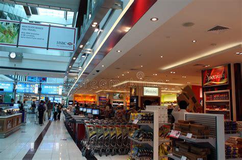 emirates duty free dubai airport terminal 3 duty free editorial stock image