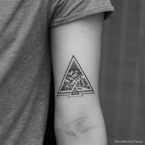 geometric tribal tattoo lines tribal geometric blackart bw