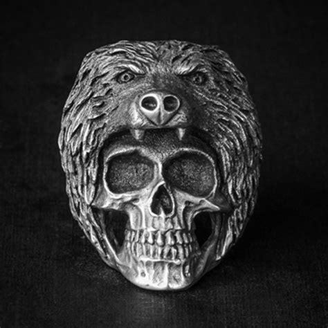 Ring Fourspeed fourspeed skull rings collections part one on behance