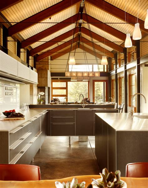 is the ceiling just a tongue and groove wood material with